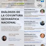 Diálogos de la Coyuntura Geográfica Nacional